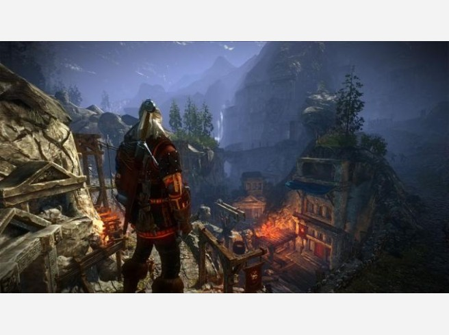 The Witcher 2: Assassins of Kings - Enhanced Edition - herrlich düsteres Rollenspielabenteuer.