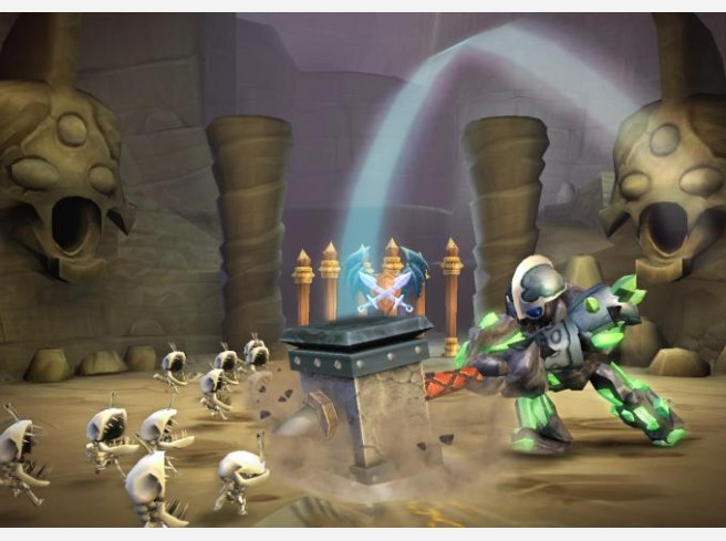 """Skylanders Giants"" - Monstermäßige Action."
