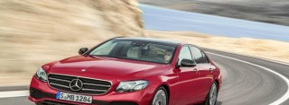 Mercedes E-Klasse: Fixstern in der Business-Klasse