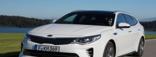 Der Kia Optima Sportswagon