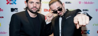 Dimitri Vegas & Like Mike geben Konzert in Gelsenkirchen
