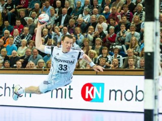 Turnier um Europas Handball-Thron in Köln