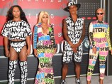 Skurrile Outfits bei MTV Video Awards