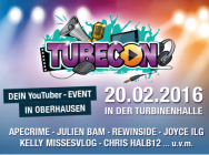 Tubecon - die YouTube Convention in Oberhausen!