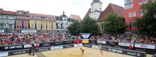 Smart Beach Tour kommt nach Duisburg