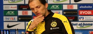 BVB-Trainer Thomas Tuchel: