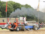 Tractor-Pulling in Anholt