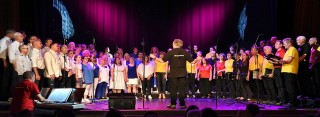 "Beim ""Clash of The Choirs"" in Finnland dabei"