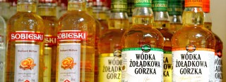 Münchner Ladendieb klaut Wodka aus Supermarkt in Borbeck