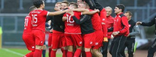 Start der Regionalliga West: Tradition und Träumerei