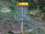 Discgolf-Parcours am Sternrodt