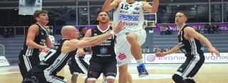Defensive der ETB Baskets mangelt es an Konstanz