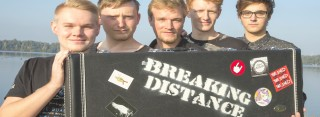 "Band ""Breaking Distance"" erobert Hamminkeln und Region"