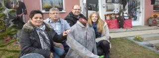 Gruseliges Horror-Haus zu Halloween in Herne