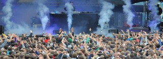 Juicy Beats als Festival-Party im Westfalenpark Dortmund