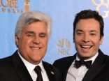 TV-Legende Jay Leno gibt Late-Night-Talk an Jimmy Fallon ab