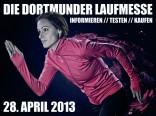 "Premiere für Dortmunds Laufmesse ""Fit for Run"""