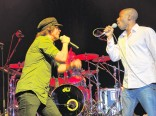 Mike & the Mechanics und Brings rocken den Giller