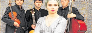 Gypsy, Swing, Klezmer und Folk-Jazz