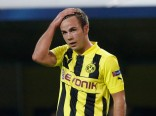 BVB-Star Mario Götze bricht Training ab
