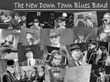 New Down Town Blues Band beim Gauklerfest-Jubiläum