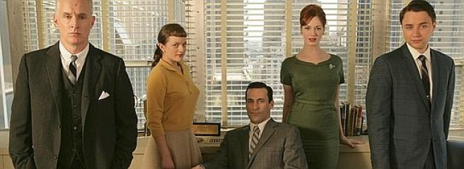 "TV-Serie ""Mad Men"" – Sodom mit Stil"