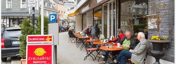 Cafe Am Markt In Kettwig