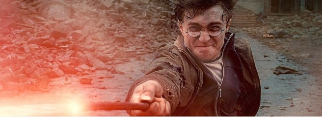 Harry Potter Zauber