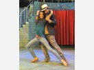 Knistern bei Let's Dance