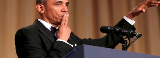 "Barack Obama landet als ""Couch Commander"" einen viralen Hit"