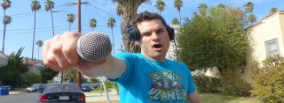Deutscher YouTuber Flula Borg dreht neue Filme in Hollywood