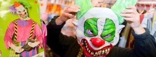 CSU-Politiker warnt vor Grusel-Clowns an Halloween