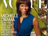 First Lady Michelle Obama ziert als Covergirl die Vogue