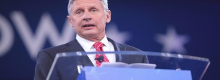 Alternative zu Trump und Clinton? Gary Johnson will's wissen
