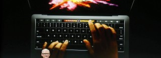 "MacBook Pro bekommt Touchscreen-Leiste ""Touch Bar"""
