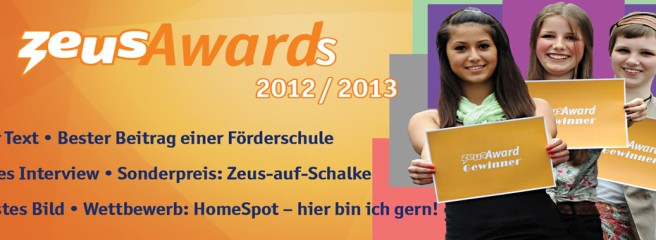 ZeusAwards 2012/13
